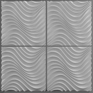 3D панели морское отражение
