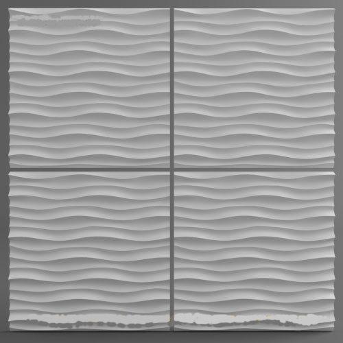 Декоративные панели - Буря