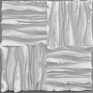 Декоративные панели дерево