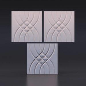 3D Панели - Плетение
