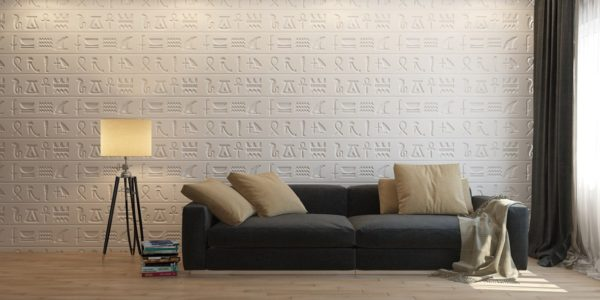 3D Панели - Эроглифы
