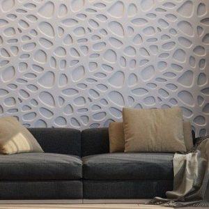 Рельефные 3d панели