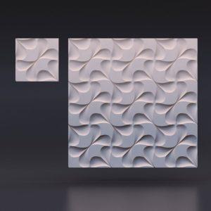 3D Панели — Лотус