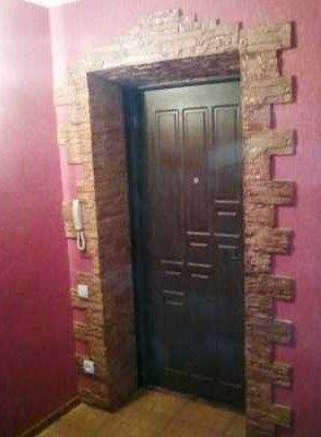 Обделка дверей
