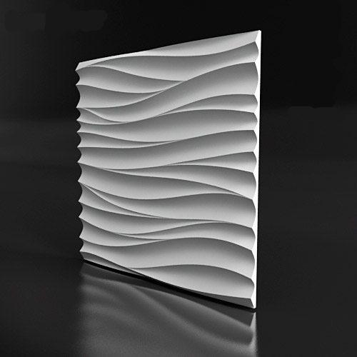 Алламак декоративные 3d панели