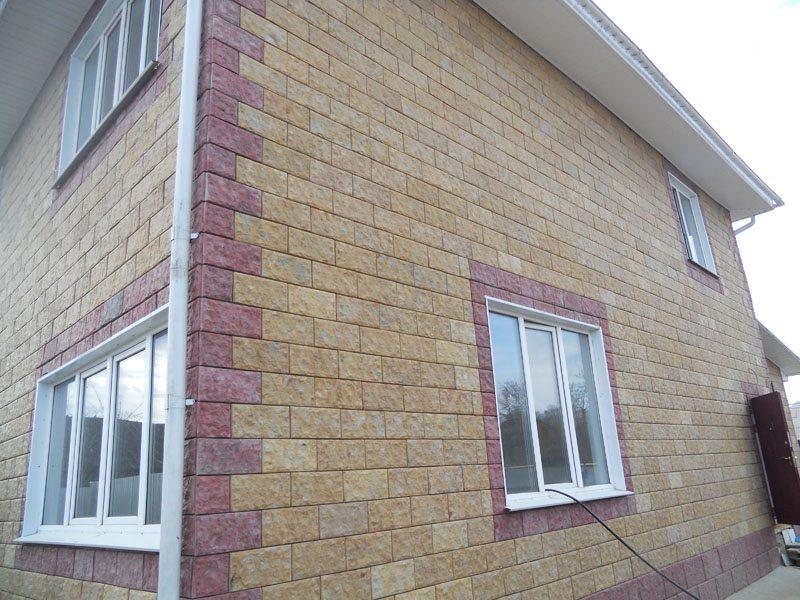 купить Фасады из облицовочного камня