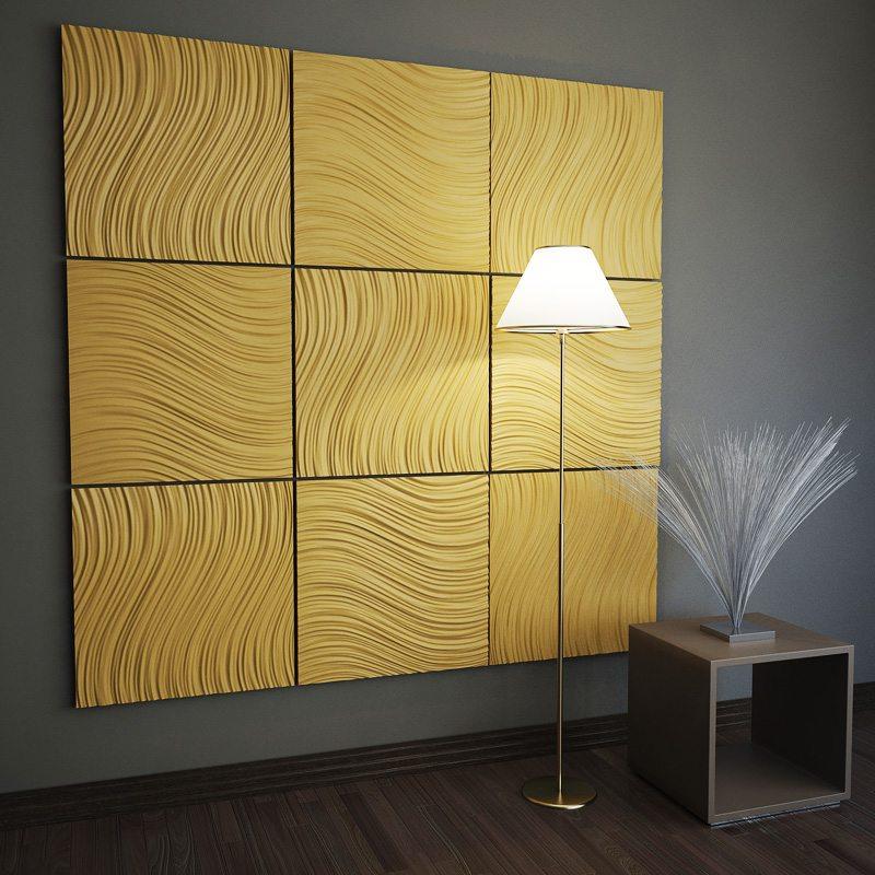 Стеновые панели: основные материалы