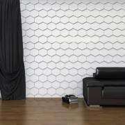 дешевая панель для стен Соты