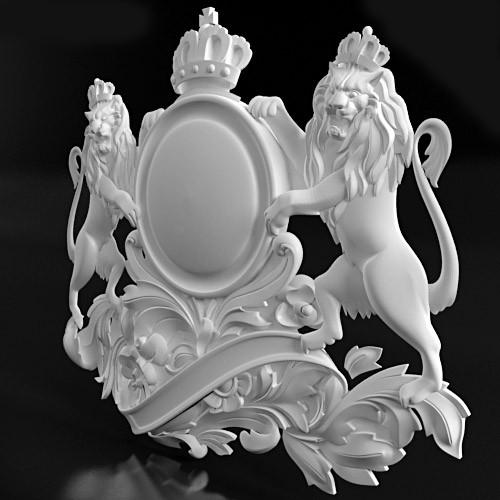 Царские львы