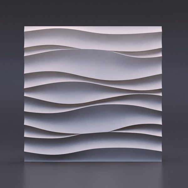 3D Панели - Атлантика
