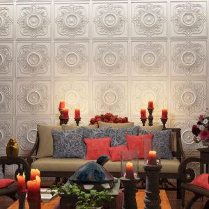 Декоративная панель - Азия
