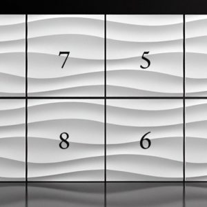 3D Панно - Баркхан №3