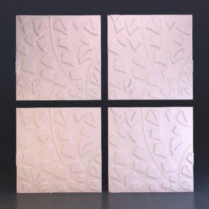 3D Панели - Листики