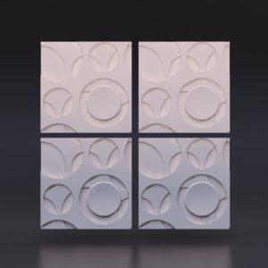 3D Панели - Лабиринт