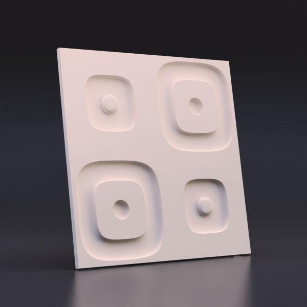 3D Панель - Занзибар
