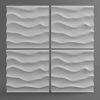 фото гипсовых 3д панелей для стен