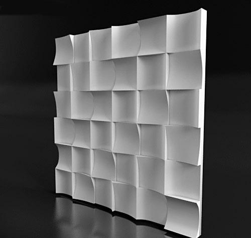 3d панели в интерьере фото