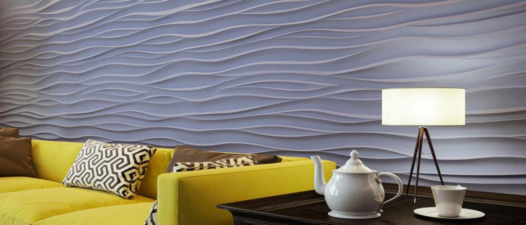 стеновые 3д-панели